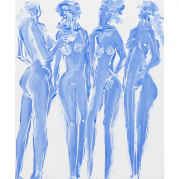 Fanciulle Blu