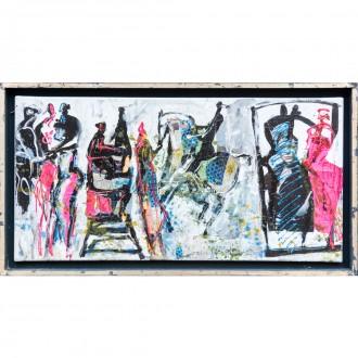 Storie mitologiche painted by Lorenzo Cascio Portofino