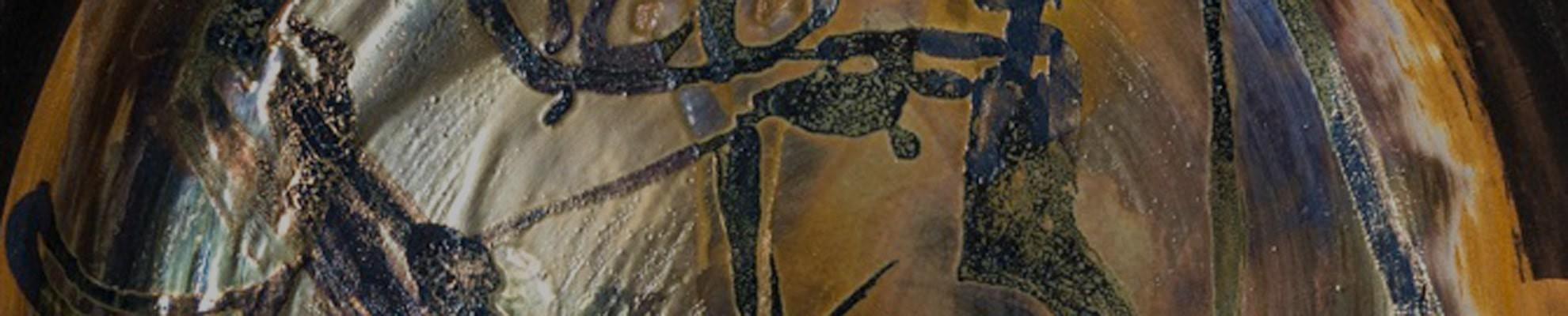 Le ceramiche di Lorenzo Cascio.