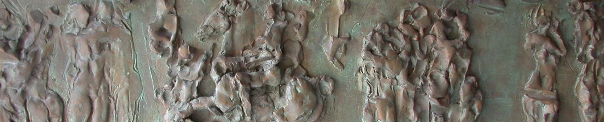 Lorenzo Cascio's sculptures