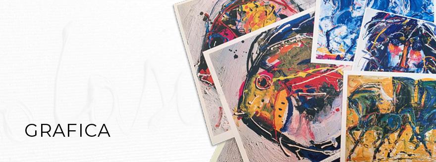 Le grafiche Galleria d'arte Cascio